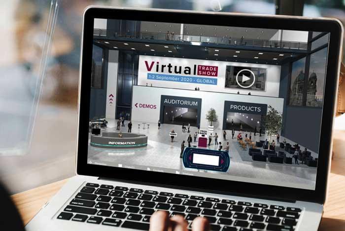 برگزاری نمایشگاه مجازی