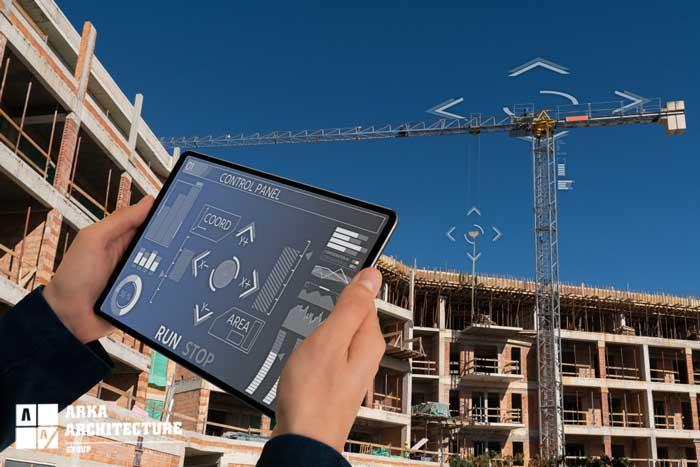 فناوری در ساخت و ساز