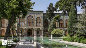 طراحی ساختمان ایرانی